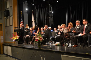 City of Waltham Inauguration Day 2016