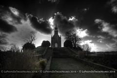 Chapelle du Calvaire - La Roche-Derrien (Azraelle29) Tags: castle pierre bretagne chteau azraelle granit ctesdarmor tamron1024 sonyslta77 azraelle29 sonyslta99v