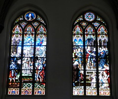 Vidrieras Catedral Luterana Santa Maria o de la Cpula Riga Letonia 07 (Rafael Gomez - http://micamara.es) Tags: santa de la o maria dom catedral vidrieras riga doms luterana zu cpula letonia rgas