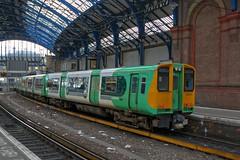 313220 (40011 MAURETANIA) Tags: train brighton transport southern emu britishrail unit 442 387 313 377 govia overallroof