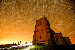 End of Days (G&R) Tags: light church canon star long exposure all apocalypse saints trails days lincolnshire end stacking walesby 5d3
