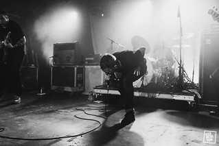 Frank Carter The Rattlesnakes @ MOD Hasselt // Shot by Jurriaan Hodzelmans