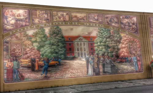 Flood Wall Murals  Portsmouth OH (25)