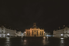 Ludwigskirche in Saarbrcken (thunderbird-72) Tags: de deutschland nacht kirche barock saarland saarbrcken ludwigskirche ludwigsplatz stengel freihand altsaarbrcken nikkor1024f3545 nikond7100