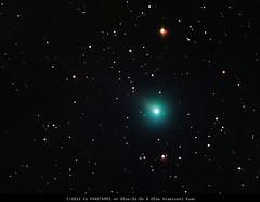 C2013 X1 PANSTARRS on 2016-01-06 (cairnsnaturealbum) Tags: north australia astrophotography pro cairns ccd comet x1 cooled nq deepsky baader skywatcher qeensland panstarrs heq5 astroart c2013 qhy9m bkp200 mpccmkiii