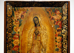 Agustin del Pino, Virgin of Guadalupe