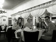 Villa D'Este Restaurant (JAVA1888) Tags: sanfrancisco california architecture dinner vintage restaurant plaster retro 1940s diningroom elegant interiordesign finedining 40s ornamentation timecapsule villadeste