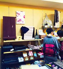Mayako Nakamura x Sakamotofogukuten (mayakonakamura) Tags: painting canvas oil kimono obi collaboration fragrance nakamura mayako semiabstract mayakonakamura sakamotogofukuten naokokusano sakamotonaomi kusanonao
