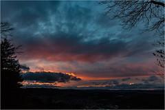 Winter Sunset .. (:: edgar 37 :: 1.8 Million + views :: THANKS !!) Tags: trees sunset sun clouds germany landscape deutschland evening thringen sonnenuntergang cloudy wolken thuringia german landschaft sonnenstrahlen eic uder abends landkreis bewlkt eichsfeld heilbadheiligenstadt canoneos5dmarkii ef2470f28liiusm maienwand