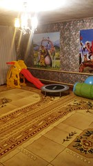 Play corner in Daryn (COCAFoundation) Tags: kazakhstan coca autism astana