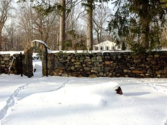 Garden arch (Jay Heritage Center) Tags: county family plants ny heritage stone gardens john jay native african father parks nelson landmark center historic rye trail national american walls founding cultural narrative byrd westchester woltz oprhp nbwla