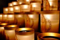 Praying for the world (fgazioli) Tags: paris france church closeup lights europe fuji bokeh euro catedral frana notredame fujifilm eurotrip parisienne paristrip pariscity fujix100s x100s fujilovers jesuisparis