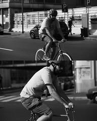 nel[La Mia Citt][Pedala] Max (di nuovo) (Urca) Tags: portrait blackandwhite bw bike bicycle italia milano bn ciclista biancoenero mir bicicletta 2015 pedalare 7963 dittico nikondigitale ritrattostradale