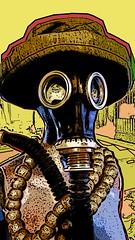 glorm3b_1350x2400 (trisbj) Tags: streetart liverpool diesel air warp pollution gasmask hobo pasteups asthma merseyside gasmasks bluecoat particulates glorms