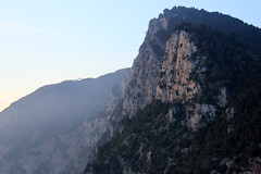 Tranquillity (Nicol_Cuccato) Tags: sunset sky mountain landscape