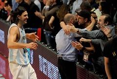 Hernández: Es imposible esperar rivales fáciles en los Juegos (lainternetonline) Tags: rio los janeiro juegos grupo argentino imposible basquet rivales olimpicos seleccionado sergiohernández