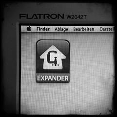Expander (shortscale) Tags: mac finder expander flatron stuffit