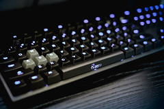 Ducky Zero DK2108S Mechanical Keyboard (ChaiTW) Tags: keyboard mechanical ducky blueled dk2108s