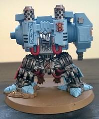 Bjorn 06 (benoit.patelout) Tags: marine space main 40k terrible warhammer wolves bjorn 40000 dreadnought