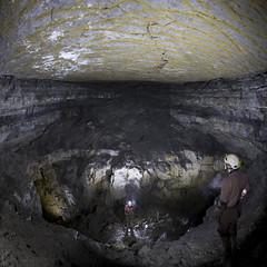 _AGY5257 (ChunkyCaver) Tags: limestone cave caving spelunking caver agenallwedd