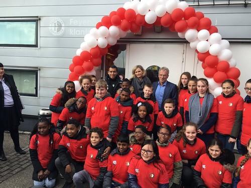 Ballonboog 7m Opening Feyenoord Campus