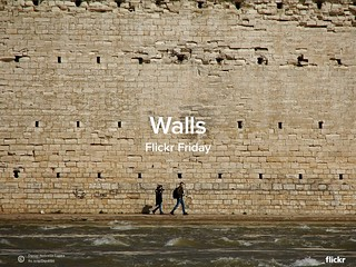 Flickr Friday: Walls
