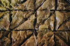 baklava (LTDigman) Tags: food desert tasty diamond shape baklava