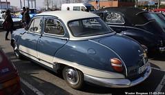 Panhard Dyna Z 1958 (XBXG) Tags: auto old france classic car vintage french automobile champagne voiture des 1958 salon z 51 frankrijk reims belles ancienne panhard marne dyna ardenne franaise panharddyna dpoque 29me champenoises dz329mq