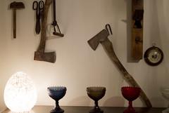 Objects (ri Sa) Tags: light lamp plane finland bowl scissors axe meter sipoo mariskooli