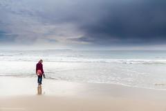 Serenity (ralcains) Tags: sky beach clouds strand canon landscape eos see mar sand cloudy playa calm arena cielo serenity nubes calma tarifa serenidad puntapaloma bestcapturesaoi elitegalleryaoi