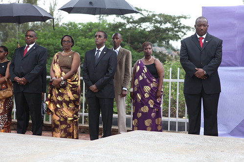 17th Commemoration of the Genocide against the Tutsi - 2011