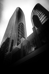 Dark Reflection (sabbir_015) Tags: new city newzealand bw white black reflection architecture buildings landscape photography nikon cityscape outdoor details structures photographers architectural equipment zealand d750 subjects hdr photographing accurate techniques specialized representations skilled pleasing aesthetically
