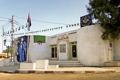 Djanet - Cinma Tassili   (habib kaki 2) Tags: 3 sahara radio algeria desert algerie salle sud cinma rn tassili   djanet  rn3 illizi ilizi