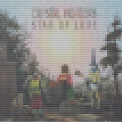 Crystal Fighters - Star of Love (2010) (josue8martinez) Tags: lego albums