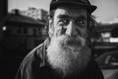 _DSC8001 (Zdenek Jasansk) Tags: street portrait eye face look beard eyes streetphoto gipsy sonya6000