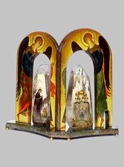 «Московская лаковая миниатюра» на выставке «Симфония самоцветов»