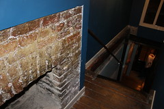 The fireplace at the top of the stairs (selcamra) Tags: beer pubs camra realale selcamra