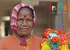 INDIA & ITS BEAUTIFUL PEOPLE .  15 of 22 (GOPAN G. NAIR [ GOPS Photography ]) Tags: people india flower lady photography faces expressions common seller gops gopsorg gopangnair gopsphotography