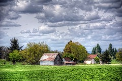 Down On The Farm (gr8fulted54) Tags: clouds nikon hdr on1 photomatix noiseless tonemapped d7100