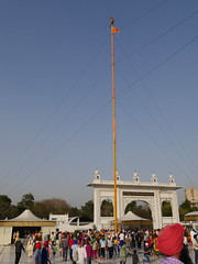 SikhTempleNewDelhi014 (tjabeljan) Tags: india temple sikh newdelhi gaarkeuken sikhtemple gurudwarabanglasahib