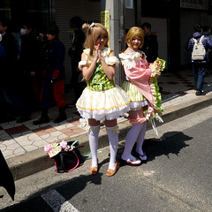 cosplay, Nippombashi Street Festa 2016, Osaka (jtabn99) Tags: street anime festival japan manga nippon osaka   nipponbashi   naniwa  ebisucho sakaisuji kosupure 20160320