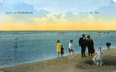 1068 - PC Noordwijk ZH (Steenvoorde Leen - 2.1 ml views) Tags: history strand boulevard postcards noordwijk kust ansichtkaart noordwijkaanzee badplaats oldcards oudnoordwijk