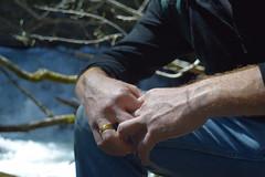 Hands (Catgirrrl) Tags: water oregon hike april mounthood 2016 tamanawasfalls