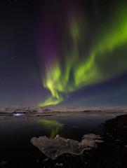 IMG_7539.jpg (David Grimshaw) Tags: winter lake lights iceland northern northernlights jokulsarlon glacial glaciallake