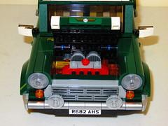 10242 Mini Cooper (RS 1990) Tags: car lego review mini cooper april creator 2016 10242