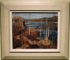 Spring (Will S.) Tags: ontario canada art gallery artgallery canadian trunks emilycarr mypics kleinburg aboriginalart canadiana groupofseven tomthomson mcmichael mcmichaelcanadianartcollection mcmichaelgallery