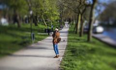 My wife the photographer (JoCo Knoop) Tags: utrecht sterrenburg
