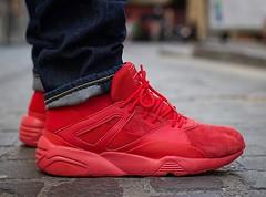 Une Trinomic de plus avec cette... (konsortium.avignon) Tags: new sock shoes sneakers concept puma hybrid bog core uploaded:by=flickstagram instagram:photo=1211685151967455805329377217