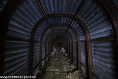 down into the darkness (The Urban Adventure) Tags: dark underground kent nikon war buried military wwii tunnel ww2 dover lowepro torgoen hougham deepshelter d7200