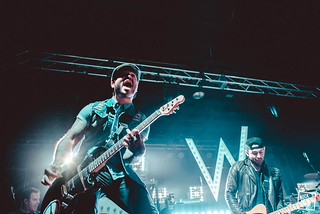 Sleeping With Sirens @ Echostage - Washington, D.C. // Shot by Jake Lahah